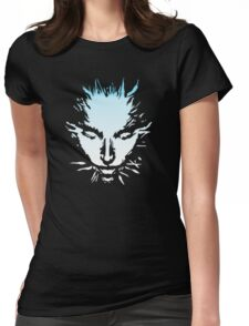 Shodan System Shock  Womens Fitted T-Shirt