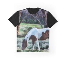 Grazing Fields Graphic T-Shirt