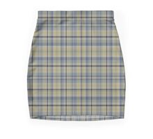 02421 New Haven County, Connecticut Fashion Tartan  Mini Skirt