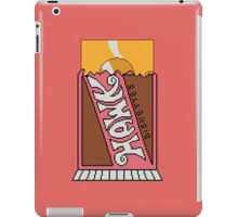The Golden Diskette iPad Case/Skin