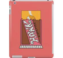 The Golden Diskette iPad Case/Skin
