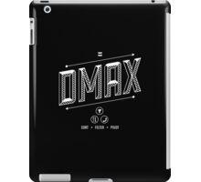 DMAX iPad Case/Skin