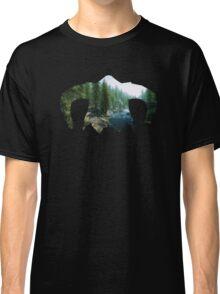Elder Scrolls - Helmet - Greenery Classic T-Shirt