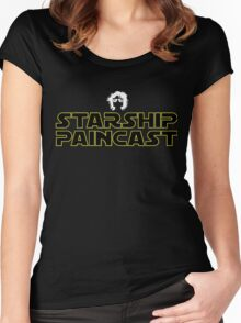 Starship Paincast Women's Fitted Scoop T-Shirt