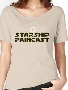 Starship Paincast Women's Relaxed Fit T-Shirt