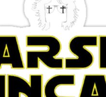 Starship Paincast Sticker