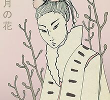 十二月の花 by tamii