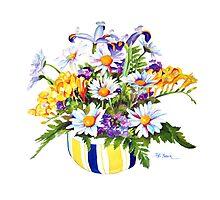 A Springtime Bouquet! Photographic Print