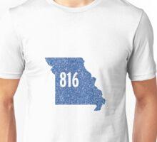 816 Kansas City Missouri Unisex T-Shirt
