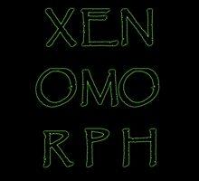 XENOMORPH by Ednathum