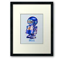 EPCOT Communicore SMRT-1 Framed Print