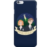 Agents iPhone Case/Skin
