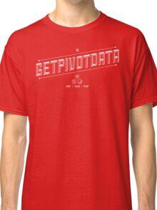 GETPIVOTDATA Classic T-Shirt