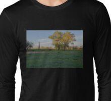 Grasslands at Golden Hour Long Sleeve T-Shirt