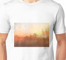 Albuquerque skyline - In the clouds Unisex T-Shirt