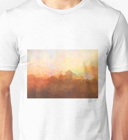 Albuquerque skyline - In the clouds Unisex T-Shirt