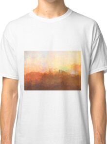 Alexandria, Virginia Skyline - In the clouds Classic T-Shirt