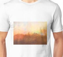 Alexandria, Virginia Skyline - In the clouds Unisex T-Shirt