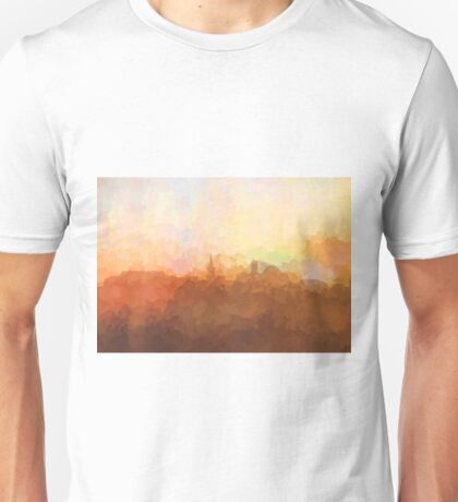 Alexandria, Virginia Skyline - In the clouds Unisex T-Shirt