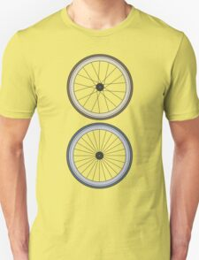 Fixie Two wheels T-Shirt