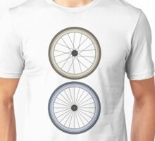 Fixie Two wheels Unisex T-Shirt