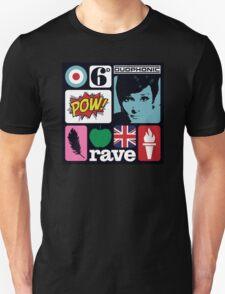 Swinging Sixties Two Unisex T-Shirt