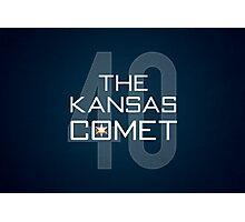 The Kansas Comet Photographic Print