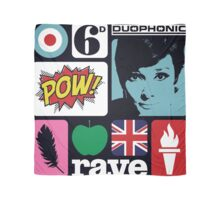 Swinging Sixties Two Scarf