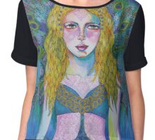 Guardian of Women Chiffon Top