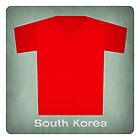 Retro Football Jersey South Korea by Daviz Industries