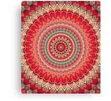 Mandala 091 Canvas Print