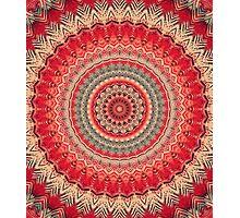 Mandala 091 Photographic Print