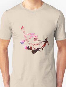 Cute Never Grow Up  Unisex T-Shirt