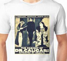 Caligari Rare Poster Unisex T-Shirt