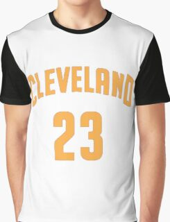 Lebron James Cleveland 23 | 2016 Graphic T-Shirt