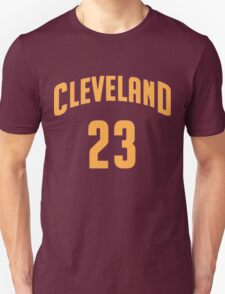Lebron James Cleveland 23 | 2016 Unisex T-Shirt