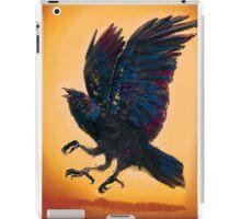 Three Eye'd Raven  iPad Case/Skin