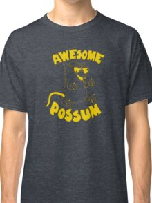 Awesome-Possum Classic T-Shirt