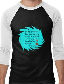 Unless Some One Like You Tosca Men's Baseball ¾ T-Shirt