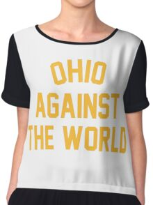 OHIO AGAINST THE WORLD | 2016 Chiffon Top