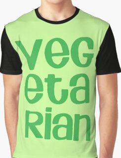 VEGETARIAN Graphic T-Shirt
