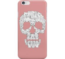 Skull Are for Pussies iPhone Case/Skin