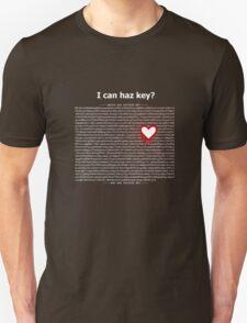 Heartbleed OpenSSL Two Unisex T-Shirt