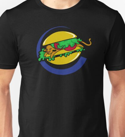 The Lion Burger King Unisex T-Shirt