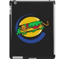 The Lion Burger King iPad Case/Skin