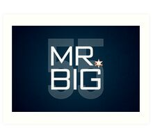 Mr. Big Art Print