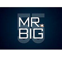 Mr. Big Photographic Print