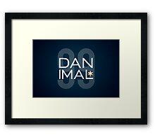 Danimal Framed Print