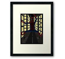 webhead Framed Print
