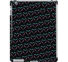 Trans Heart Pattern iPad Case/Skin